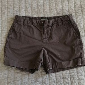 Banana Republic Brown shorts size 10